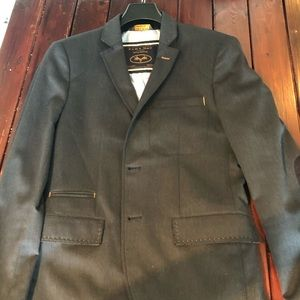 Men's Slim Fit Blazer (Zara)